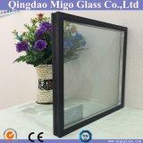 vidrio hueco Inferior-e económico de energía de la doble vidriera de 5mm+9A+5m m