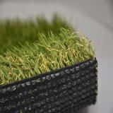 Fio sintético ajardinando interno ao ar livre do gramado artificial (LS)