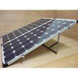 야영에 있는 Motorhome를 위해 접히는 80W 휴대용 태양 전지판