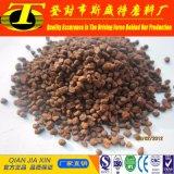 Arenas del manganeso de los media de filtro del removedor del hierro con el 35% Mno2 mínimo