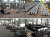 batterie rechargeable de l'énergie 12V150ah solaire pour l'UPS