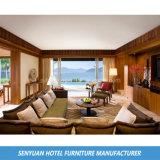 호텔 스위트 거실은 놓인 나무로 되는 소파를 주문 설계한다 (SY-BS78)
