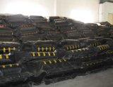 環境PVCオイルの浮遊物の塀かブームのゴム製オイルフェンス