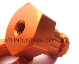 CNC-aluminium Deel, Deel van het Messing, CNC de Delen van de Draaibank
