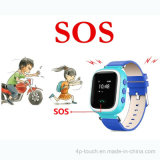 Montre Smart Sos Mobile Watch Watch avec affichage à cristaux liquides (Y7)