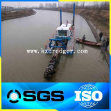 油圧砂の浚渫船