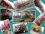 Sinotruk HOWO Dongfeng Shacman Foton Förderwagen-Ersatzteil-Sitze (Wg1642510005)