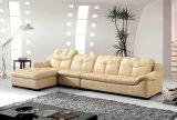Самомоднейшая домашняя мебель, l софа кожи формы (B. 889)