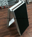 Rampa de alumínio da anti dobra do enxerto 4 para a cadeira de rodas