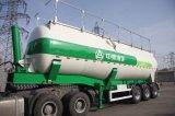 36000L de tippende Oplegger van de Tanker van de Legering van het Aluminium van de Silo