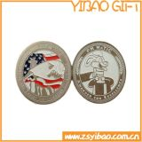 Souvenir (YB-c-009)를 위한 싼 Customized Logo Double Side Matel Coin