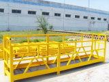 Levage de gondole de construction de nettoyage de guichet