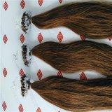 Extensões cheias do cabelo do laço do cabelo humano da cutícula micro