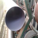 Pipa de acero soldada con autógena espiral inoxidable del API