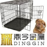 Casa de cão dos acessórios do animal de estimação