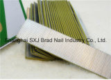 Silberne Standardfarbe exportierend, nagelt Nägel t-Brad