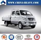 二重小屋の小型小さい貨物自動車の貨物トラックの最も大きいスペース