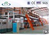 Niedriger Preis-große Geschwindigkeit 2/3 Schicht-gewölbte Papiermaschine
