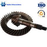 L'automobile automatica dell'asse del metallo di precisione BS5051 9/41 parte gli ingranaggi conici di azionamento dell'attrezzo di spirale posteriore dell'asse