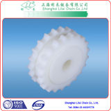 Idler Chain Wheels com White Color (2-820-15-20)