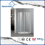 Sitio de ducha del cuarto de baño y recinto simples de cristal de la ducha (AE-LFHY822)