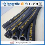 Boyau hydraulique de spirale lourde de fil/boyau en caoutchouc pour 4sh/4sp R12r13r15
