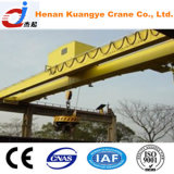 QP Type Two Purpose Overhead/Bridge Crane con Grab y Magnet