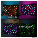 RGB 3 в 1 Tricolor СИД Star Curtain для фона Cloth Stage