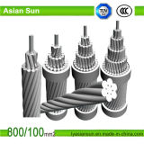 Conducteur Reniforced en acier d'ACSR/Aluminium fabriqué en Chine