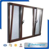 Qualität garantiertes doppeltes ausgeglichenes Glas-Aluminiumfenster