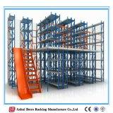 O armazenamento Equipmentuse de China Warehosue armazena o assoalho de mezanino usado do revestimento do pó o armazenamento de aço