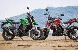2017新しいオートバイのスポーツの露出したバイク250cc、300cc