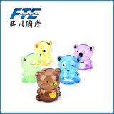 Batería de moneda popular del oso para la decoración o el mejor regalo