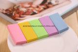 Color Eco-Friendly Kids Eraser, Logo publicitaire imprimé Fluorescent Color Eraser