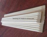 Palillos de bambú disponibles de la muestra libre