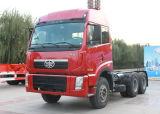 FAW 380hp 6X4のトラクターのトラック
