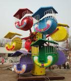 Il nuovo disegno scherza la rotella di Ferris per il parco di divertimenti