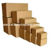 Macchina tagliante automatica della base piana dello strato del documento ondulato di Zj1500ts-B per fare il contenitore di scatola