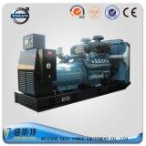 600kw Ce aprobó el precio de fábrica Volvo Soundproof Diesel Generator