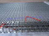 Estera de cadena de la fricción, estera de la fricción, acoplamiento de cadena FR3 de la fricción