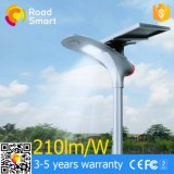 Factory Direct Salts, 5 Years Warranty, to New Type of Solar Integrated Street Lamp