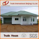 Casa residencial de la instalación rápida