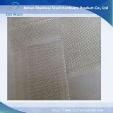 Maglia tessuta argento d'argento puro della rete metallica di 100%