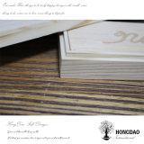 Caja de embalaje del regalo de madera de encargo del lazo de Hongdao para los hombres Wholesale_L