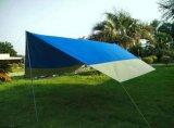 Extrakosten vergrößertes im Freien kampierendes Strandsun-Farbton-Schutz-Zelt