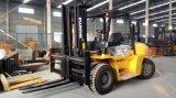 Maquinaria de construção venda quente do caminhão de Forklift de 5 toneladas