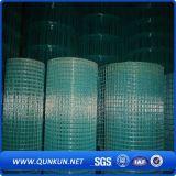 PVCは機密保護のための塗ったり/電流を通されたWeledの金網