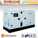 leiser 30kw/37.5kVA Wasserkühlung-Dieselenergien-Motor-Generator