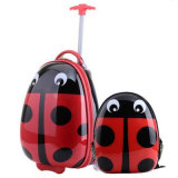 Carretilla del shell del bolso de los niños/historieta linda y carga pesada del chasis del aterrizaje del escarabajo (GB#16F)