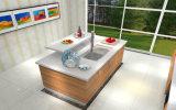 光沢度の高い紫外線オーストラリア様式の食器棚(ZX-025)